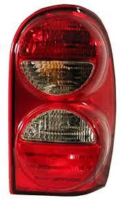 2005 jeep liberty tail light amazon com jeep liberty tail light right passenger side without