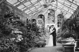 St Louis Botanical Garden Wedding Brandon
