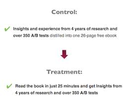 how to formulate a smart a b test hypothesis