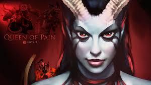 halloween supernatural background dota2 queen of pain hd desktop wallpapers 7wallpapers net