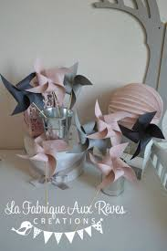 Chambre Grise Et Rose by