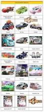 cars characters mater mattel disney pixar diecast cars tokyo mater singles names to
