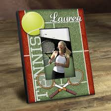 themed frames tennis photo frame custom picture frames personalized gifts
