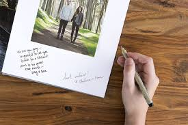 5 tips for creating your custom wedding guest book artifact uprising