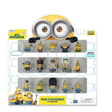 minions mini figurines 15 set toys