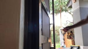 Audimute Curtains by Sound Barrier Demo Decorative Entry Doors Impact Ready Glass Youtube