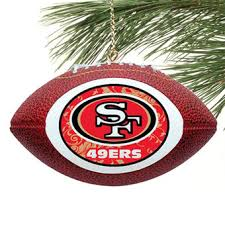 san francisco 49ers ornaments 49ers gifts