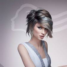 grey hairstyles for younger women young grey hairstyles hair