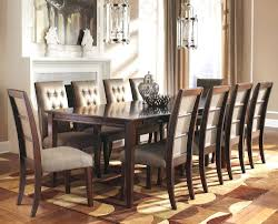 dining room chair covers target dining tables stunning large round dining table seats 8 large
