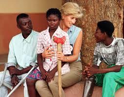 Prince Charles Princess Diana Prince Harry Serious About Continuing Princess Diana U0027s Hiv