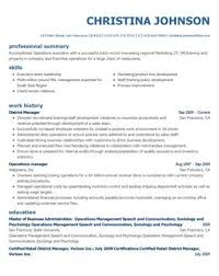 impactful professional automotive resume examples u0026 resources