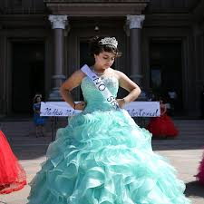 dresses for a quinceanera in quinceañera dresses protest immigration npr