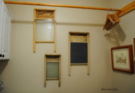 Laundry Room Clothes Rod Laundry Room Wonderful Laundry Center With Hanging Bar We Added