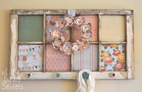Using Old Window Frames To Decorate 30 Diy Craft Projects Using Old Vintage Windows U2013 Page 2 Of 2