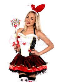 female mad hatter halloween costume ladies rabbit bunny costume mad hatter alice in wonderland queen