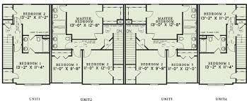 multi apartment house plans house plans