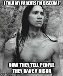 Native Memes - native american sexuality meme guy