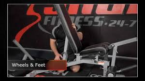 Incline Decline Bench Exercises F Fid Advanced Product Training Force Usa Utility Flat