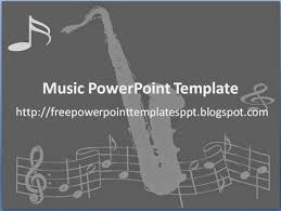 free music powerpoint templates download background for