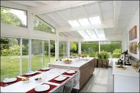 cuisine sous veranda cuisine dans une véranda ce qu il faut savoir taille contraintes