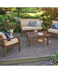 Better Homes And Gardens Outdoor Furniture Cushions by Spectacular Deal On Better Homes And Gardens Cawood Place 4 Piece