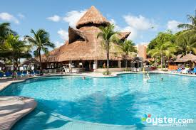 Playa Del Carmen Map Map Of Sandos Playacar Beach Resort Oyster Com Review