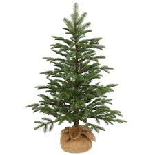tree company 3 ft artificial norwegian seedling christmas tree