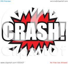 wrecked car clipart crash clipart clipart panda free clipart images