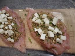 cuisiner le blanc de poulet recette blancs de poulet farcis aux chignons cuisinez blancs