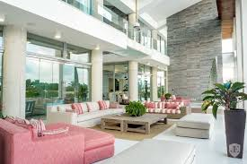 Ultra Modern ultra modern and luxurious waterfront caribbean home with private