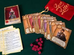 love letter unboxing u2013 the world u0027s smallest card game tim u0027s