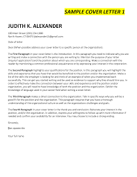cover letter opening paragraph for cover letter cover letter
