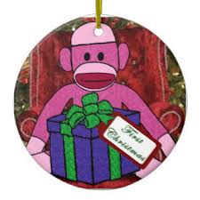 monkey tree ornaments keepsake ornaments zazzle