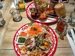 de cuisine thailandaise farmhouse kitchen cuisine san francisco restaurant review