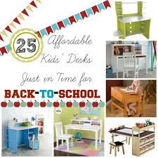 7 affordable kids u0027 desks just in time for back to babble