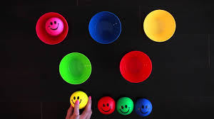 Matching Colors Educational Ball Matching Colors For Kids Toddlers And