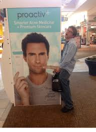 Adam Levine Meme - proactiv smarter acne medicine premium skincare oto proa game