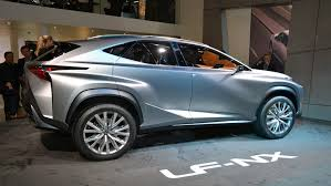 lexus lf nx lexus looking smaller than nx suv auto moto japan bullet