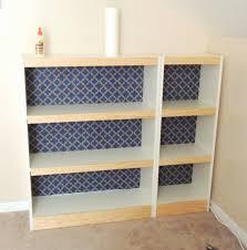 ikea hack bench bookshelf billy bookcase face lift ikea hackers