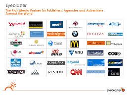 eyeblaster rich media platform achieving rich media success ppt
