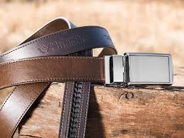 belt buckle allergy ratchet belt by slidebelts