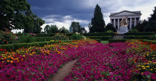 Washington State Botanical Gardens Sunken Garden On The State Capitol Grounds Washington Pictures