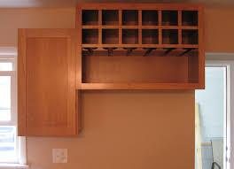 custom u201cover the fridge u201d wine cabinet mccallumcabinetry u0027s blog