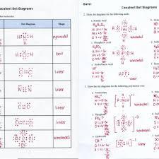 chemical bonding review worksheet answers worksheet resume
