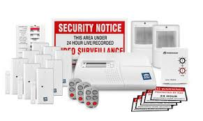 what x10 home security systems do don t include