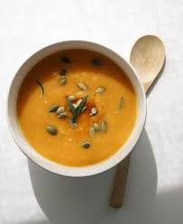 roasted butternut squash soup the simple veganista