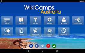 wikicamps australia android apps on google play