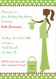 to be green baby shower invitations