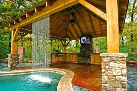 outdoor living plans outdoor living spaces plans backyard oasis your custom built