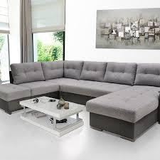canapé famille nombreuse choisir entre un canapé d angle et un canapé panoramique but